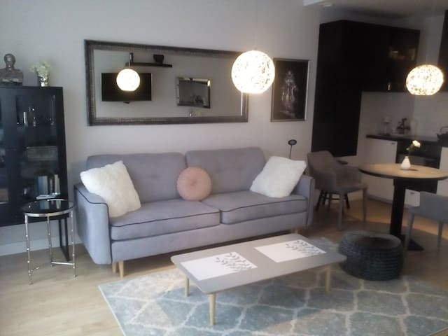 Karoso street -brand new apartment in the old town