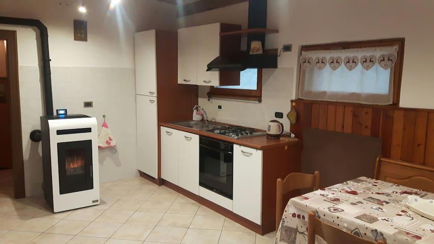Appartamento Pelugo-Pinzolo