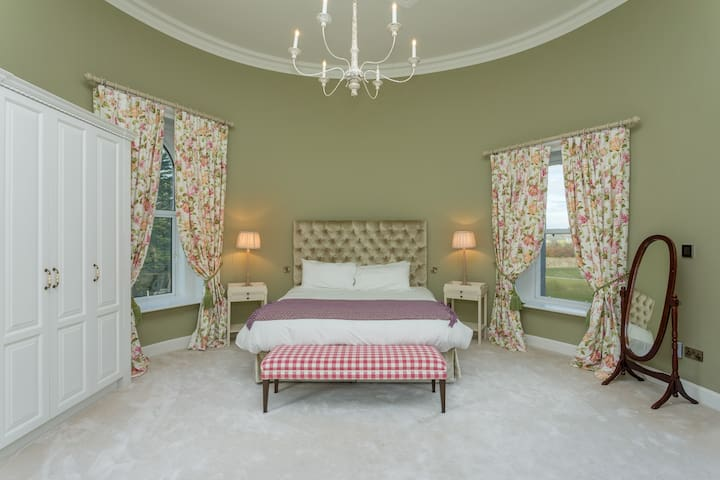 Tower Bedroom