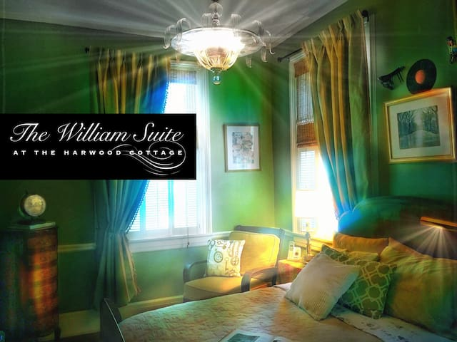 The Harwood Cottage William Suite - Macon - Dům