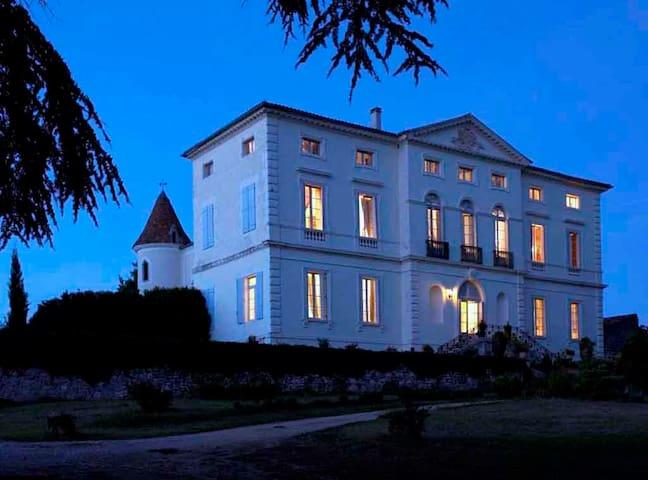 Chateau de Saint Sulpice