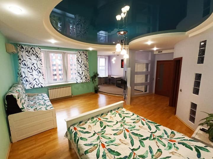 Luxury Apartments on Dinamo Stadium