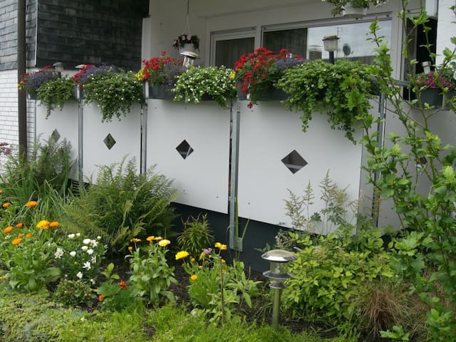 Gemütliche Ferienwohnung in ruhiger Siedlung - Remscheid