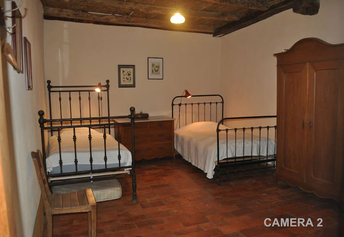 Camera doppia Affittacamere Sumenza e radis - Stabio - House