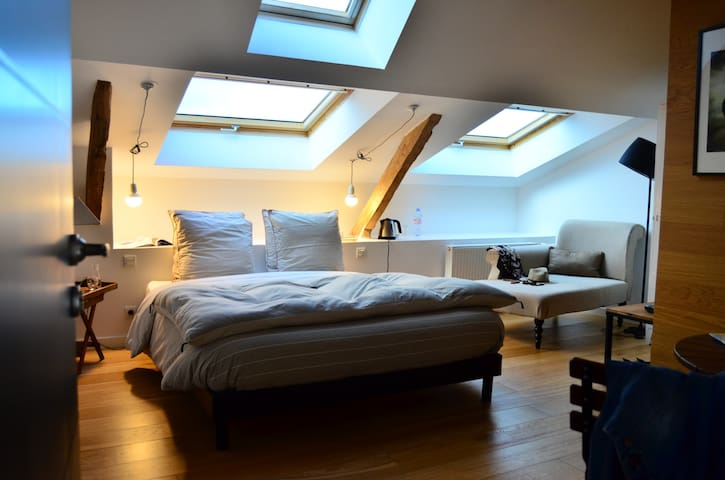 House Martin Plérin Chambre #2 - Plérin - Bed & Breakfast