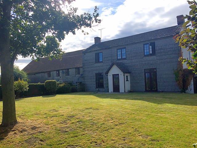 Meare Green Farm House
