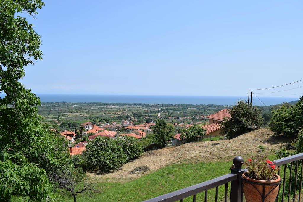 View of Skotina