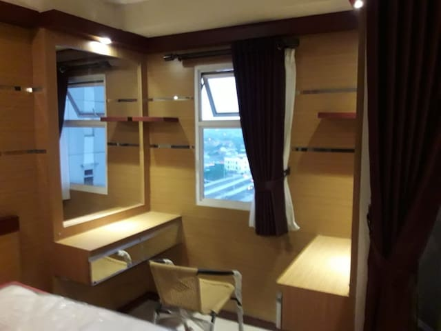 Rent Apartment Bogor Valley Transit or Stay