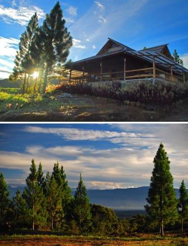 Dahilayan Bamboo Cabin