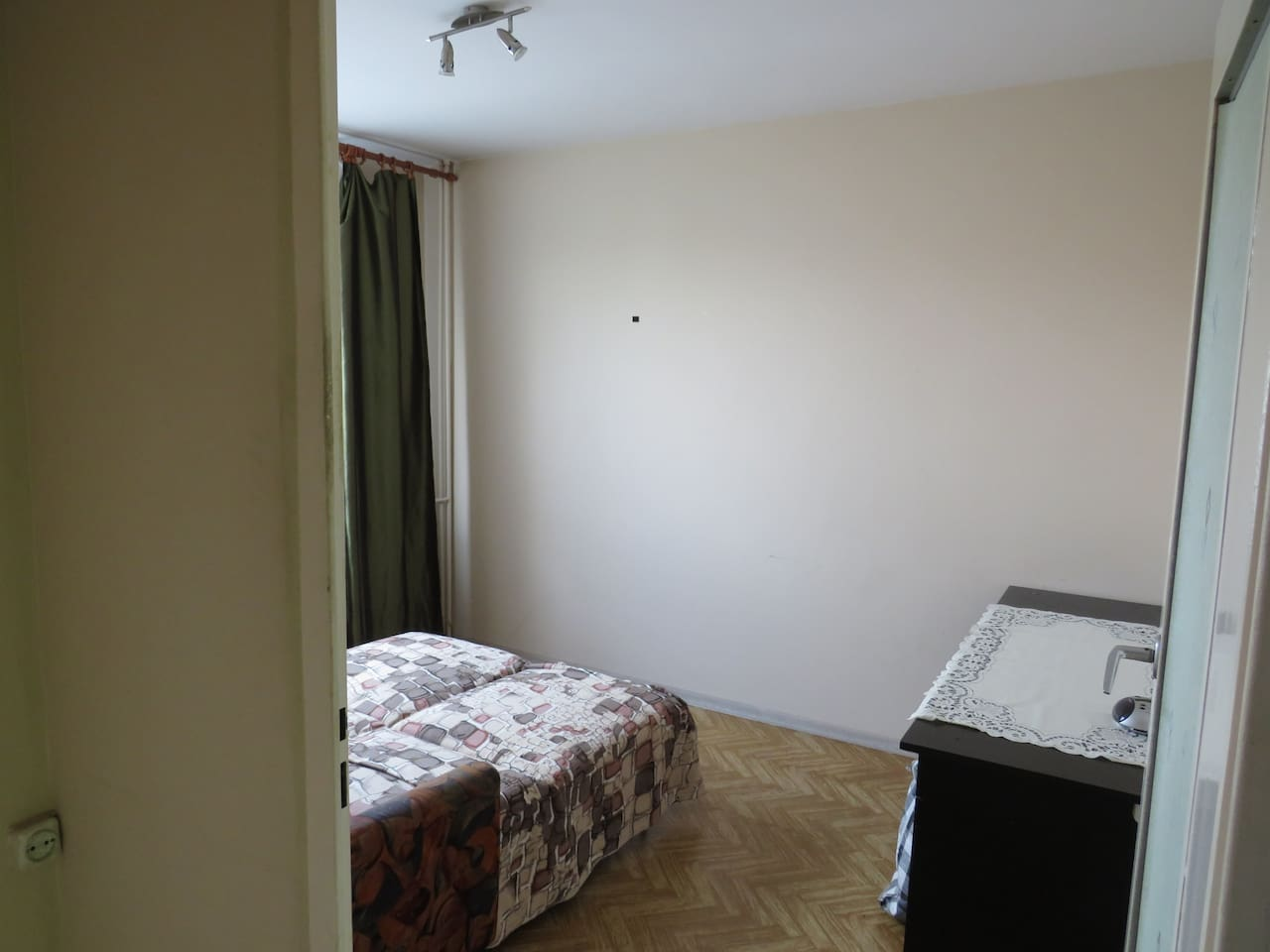 Quiet and basic room in Gliwice