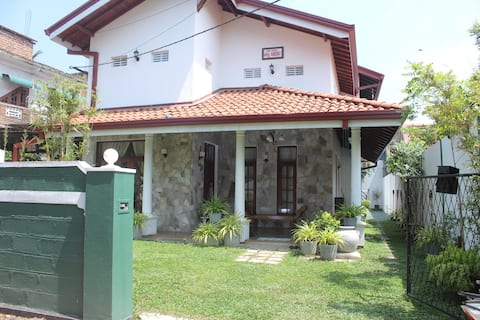 2BHK Annex in a Villa beside Lagoon, Negombo