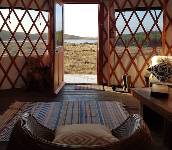 Lough Mardal Lodge Lakeside Glamping