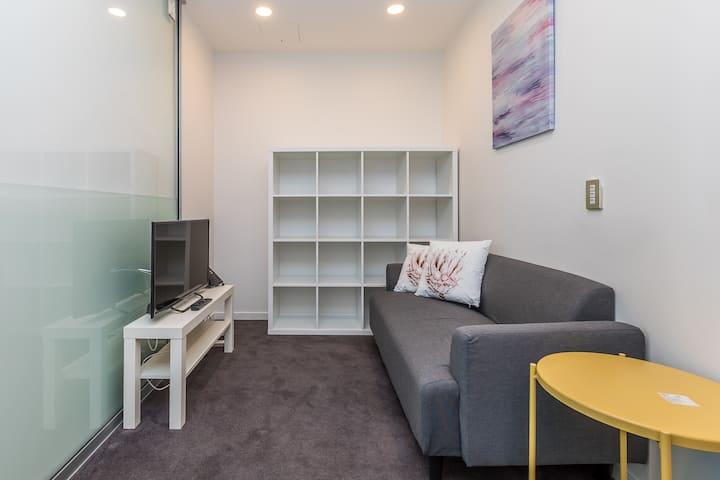 P7/Sunny Park Residence Studio/near Waterfront