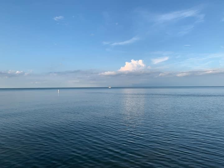 A Dream Come True Lake House - Cedar Point-Sports