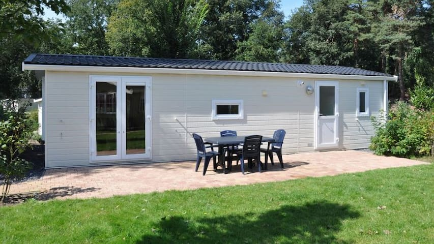 Type B: 4 persoons Chalet
