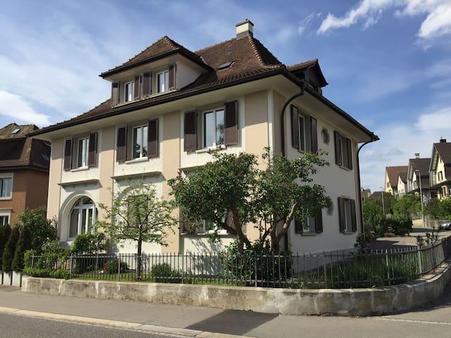 2,5 Zimmer Wohnung Emmersberg