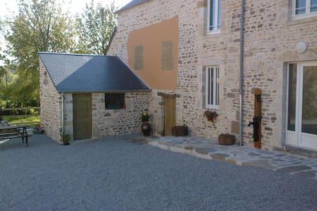 gite de la toscannerie - Saint-Jores - Hus