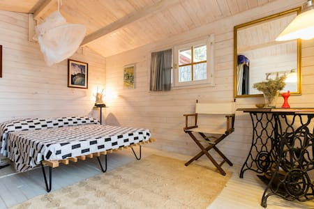 Nice and cute wooden cottage - Carloforte - Bed & Breakfast