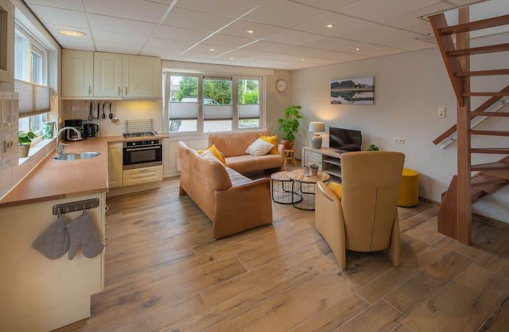 6 persoons vakantiehuis Texel
