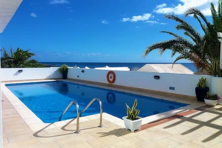 Gorgeous Seaview Urban Villa - Playa Honda