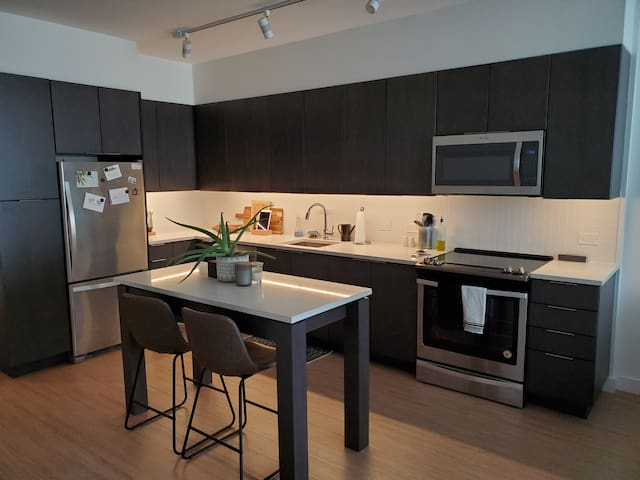 Jersey City Luxury Apartment