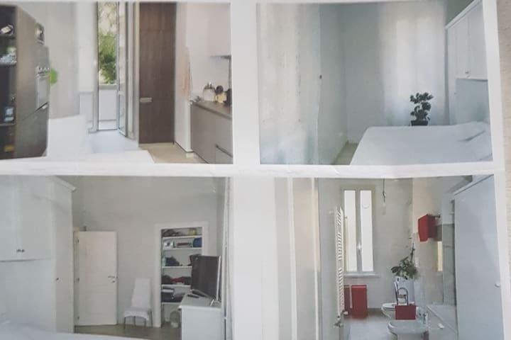 Splendida camera in appartamento nuovissimo