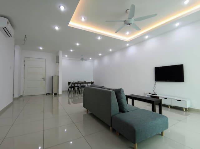 Fiera Vista @ Penang Airport       槟城机场3房公寓