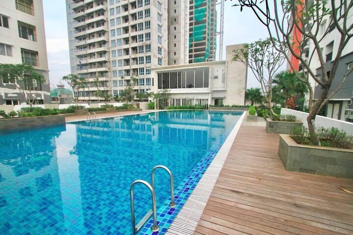 Aspen-Condo in Fatmawati, South Jakarta for Rent