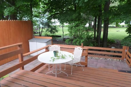 Great Downtown Location,  walk to Okemo Mtn, Base. - Ludlow - Radhus