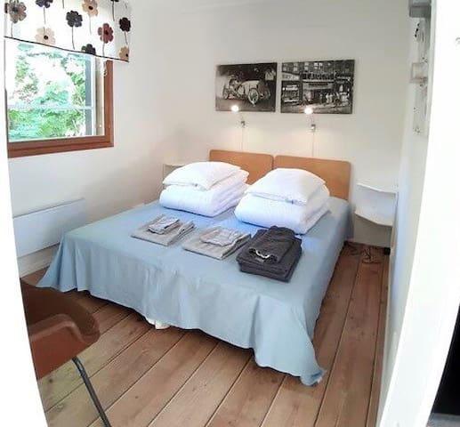 Old Wasa Cabin