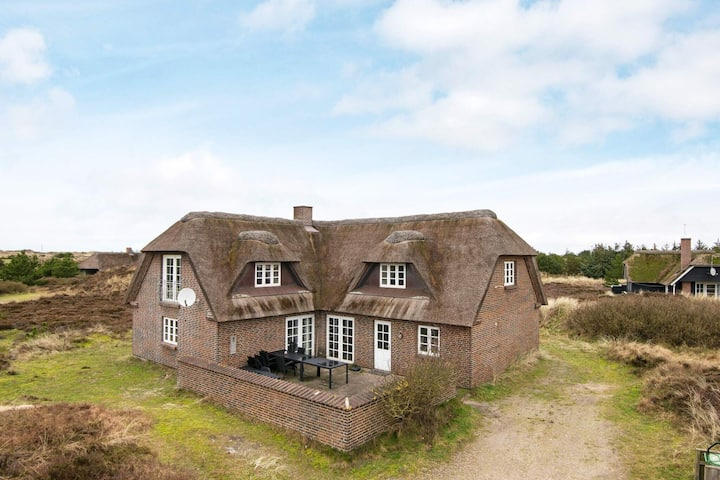 Elegant Holiday Home in Blåvand with Terrace
