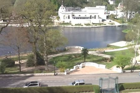 Appt F2 refait à neuf face au lac et Casino - Bagnoles-de-l'Orne