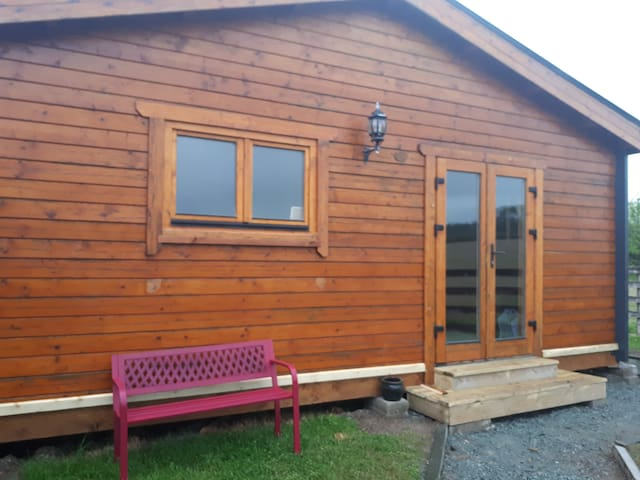 Log Cabin Gorey
