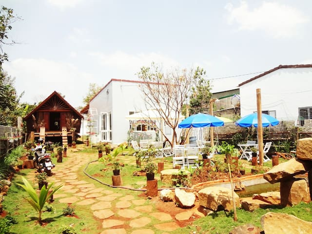 Homestay Cuhlam - Traditional Ede living space - Thành phố Buôn Ma Thuột - Herberge
