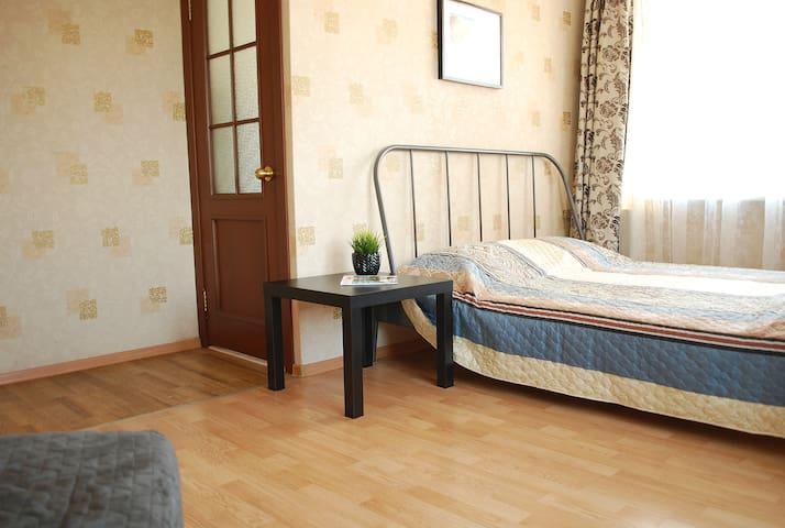 Квартира с прекрасным видом в центре(рядом ЦУМ)