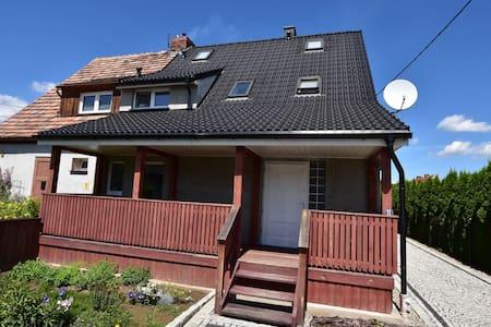 Maison de vacances spacieuse à Klodzko au bord de la rivière