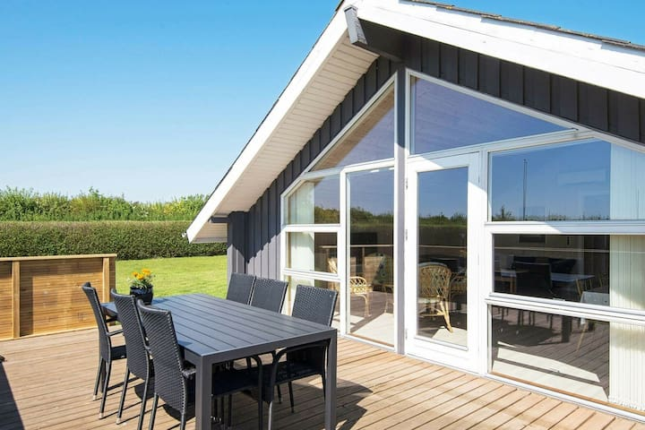 Lovely Holiday Home in Jutland with Terrace