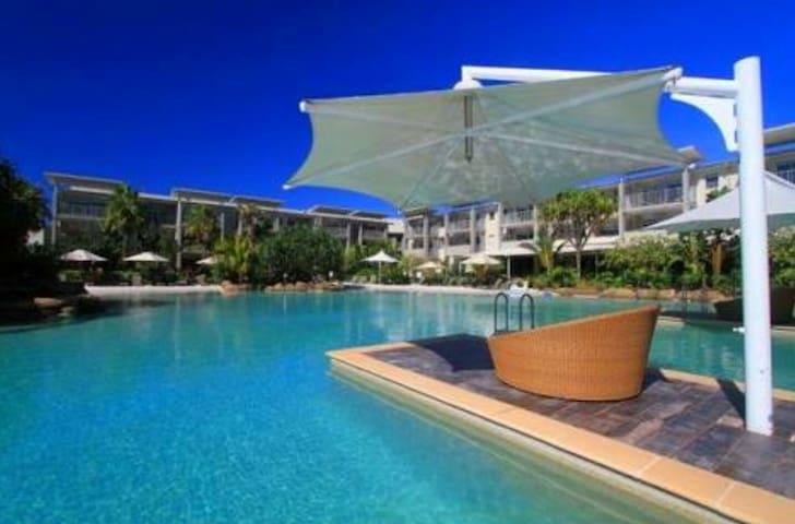 Peppers Resort 2 bedroom apartment - Kingscliff - Apartment