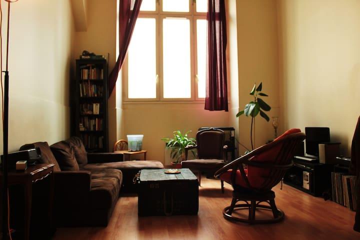 Appartement au coeur de Paris - París - Apartamento