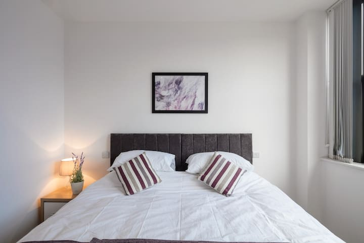 Beautiful East LONDON Apartment - sleeps 6