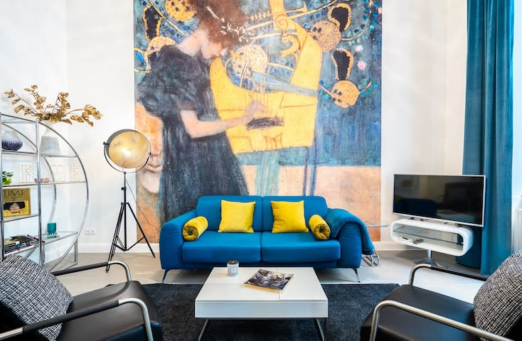 The Music - Exclusive & High-End City Loft