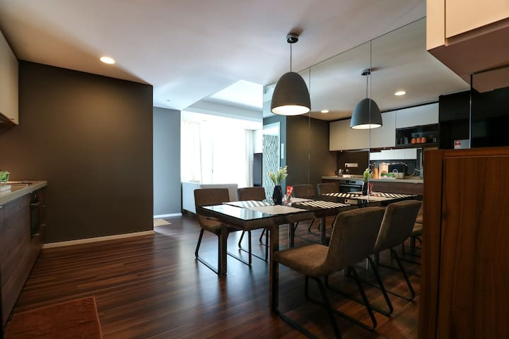 *NEW* Verve Suite 2BR near Midvalley, Scottgarden