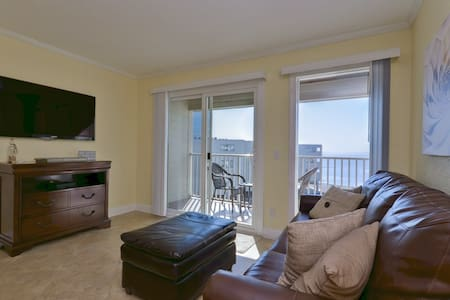 Waterfront Condo with WIFI and Heated Pool