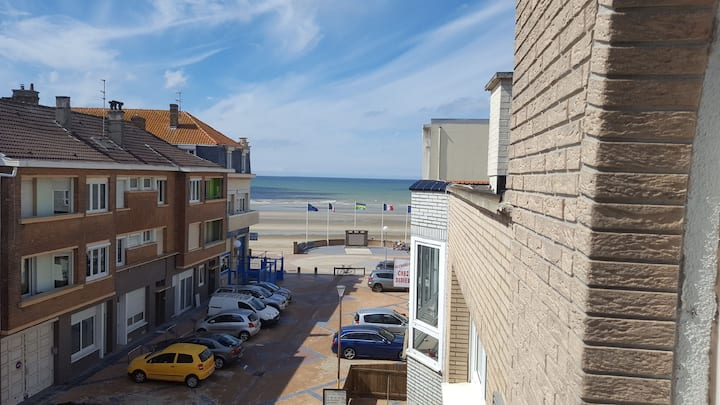 Appartement 5 personnes avec vue mer BRAY-DUNES