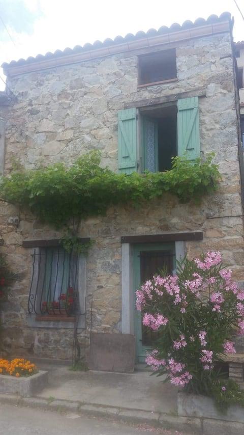 Maison typique en plein cœur de village