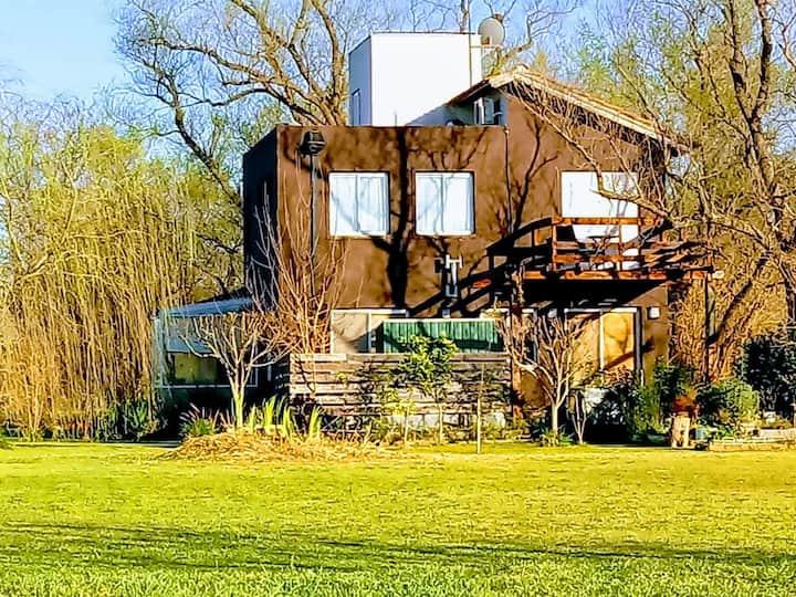 Habitación Casa de Campo, Manzanares, Buenos Aires