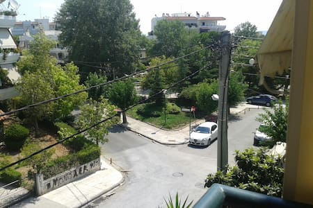 Cosy apartment in the western suburbs of Athens - Chaidari - Apartament