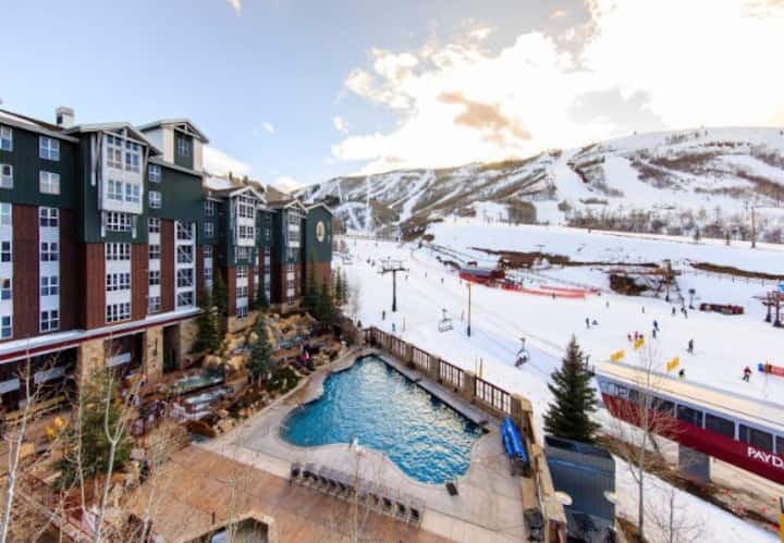 Marriott Mountainside at Park City Jan 13-20, 2019