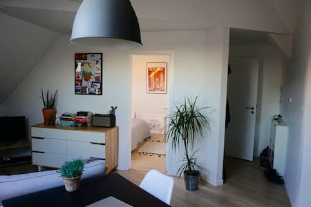 Cozy rooftop apartment in Antwerp - Anvers - Appartement