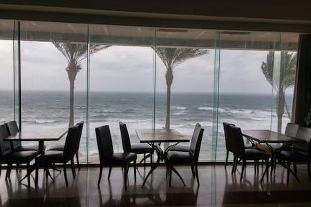 furnished  apartments near sea 1 - 內坦亞